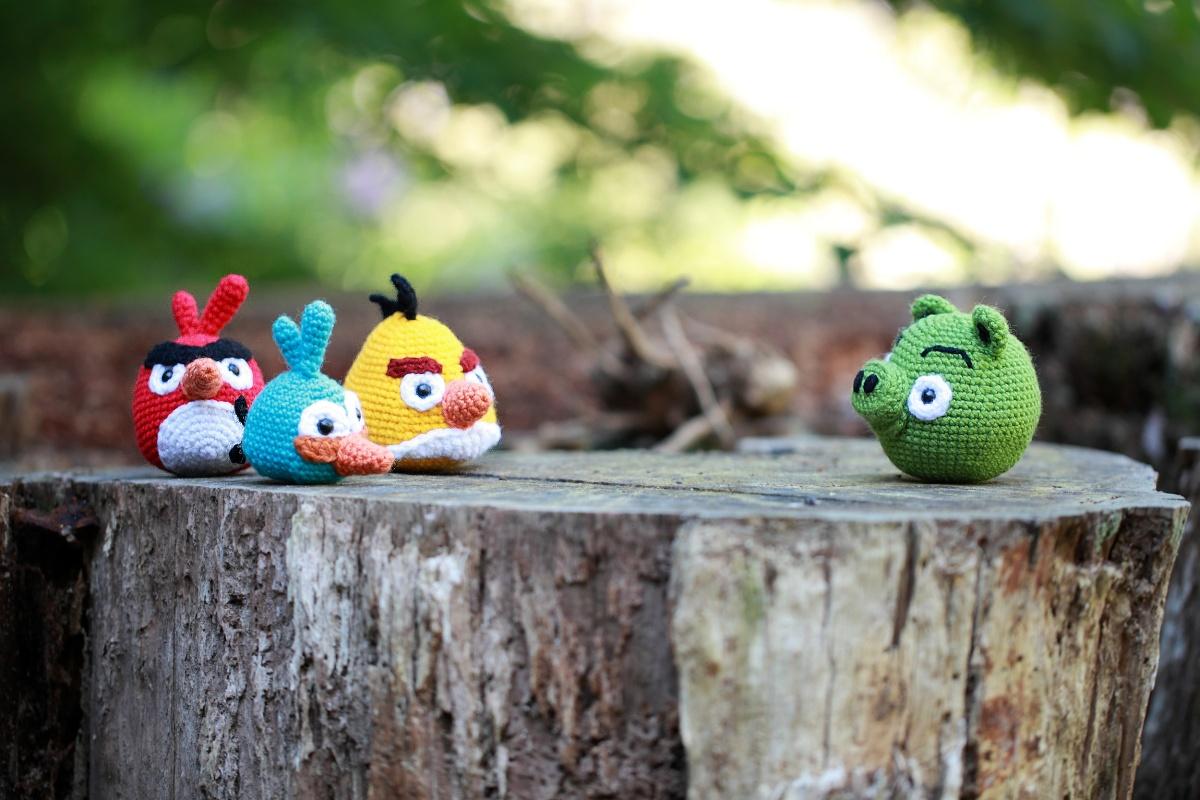 Angry Birds Showdown