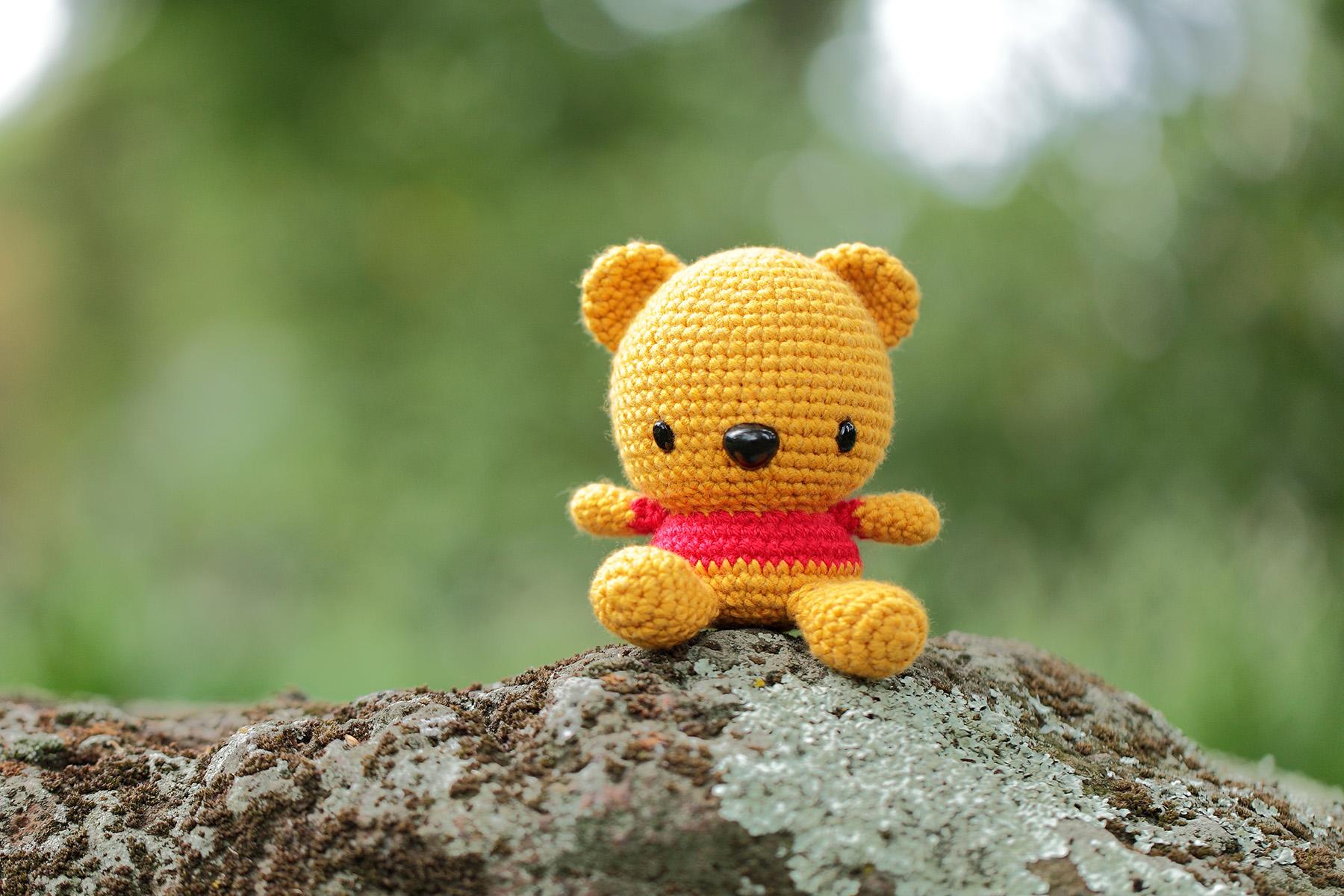 Fat Face Pooh Bear