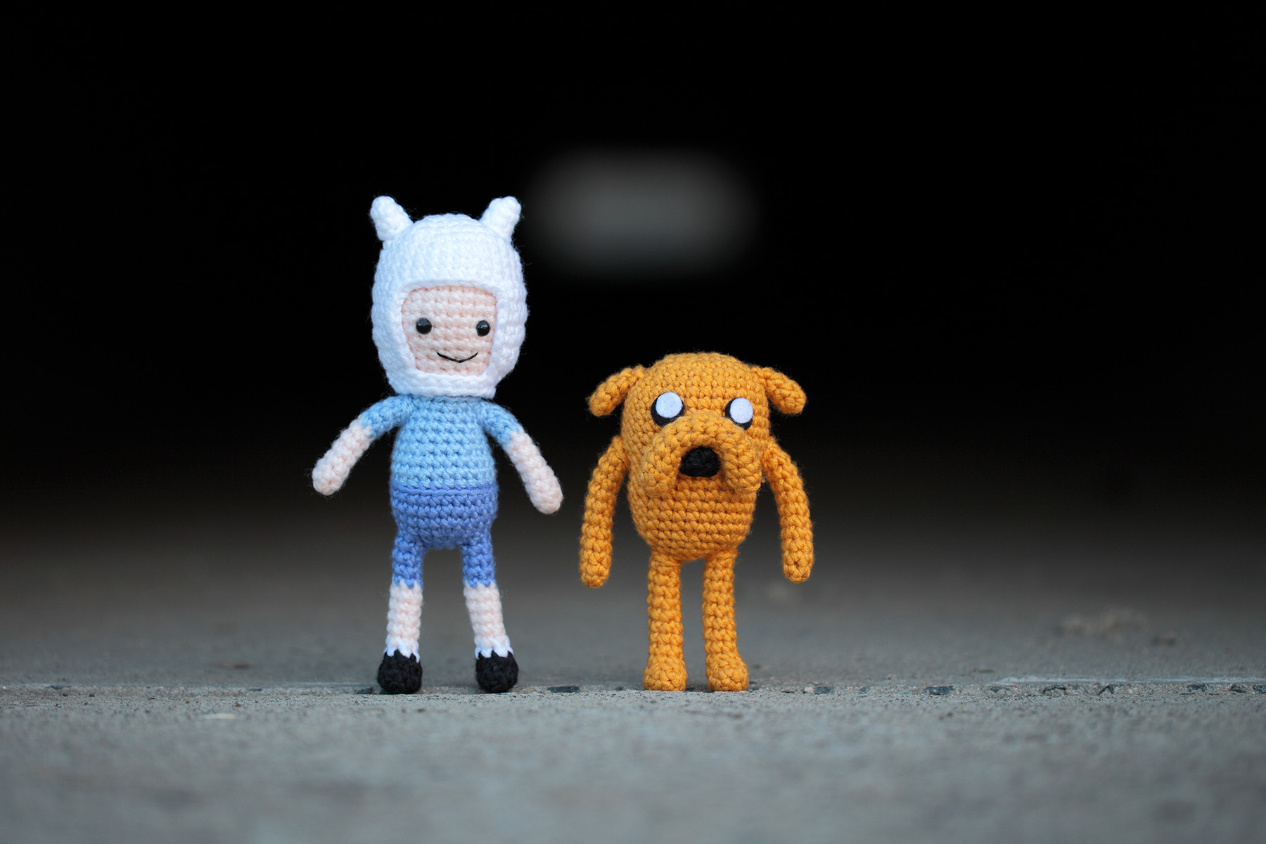 Finn and Jake from Adventure Time