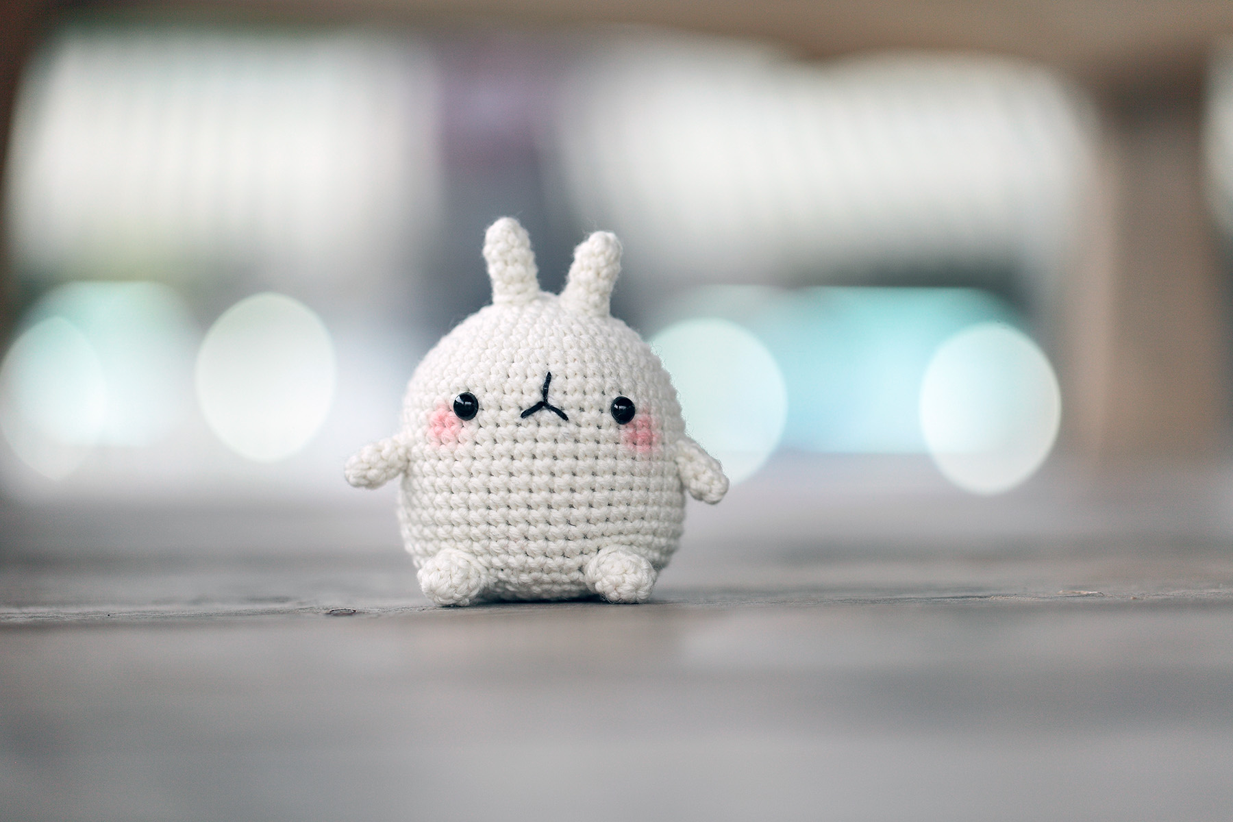 Molang the Rabbit