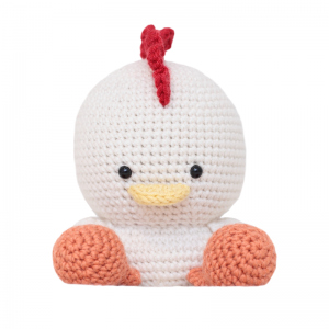 Rocky the Rooster Pattern